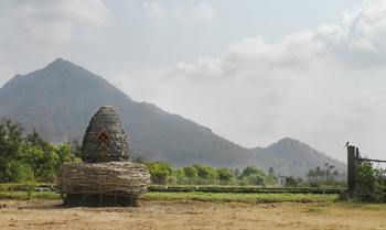 Arunachala by Biju Bhaskar