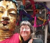 BuddhaHead_AnnieHallatt-1_by Marcia Lieberman-600px