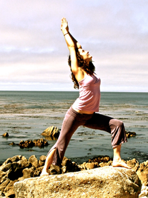 Interview With :    Ana Poirier, Yoga Instructor