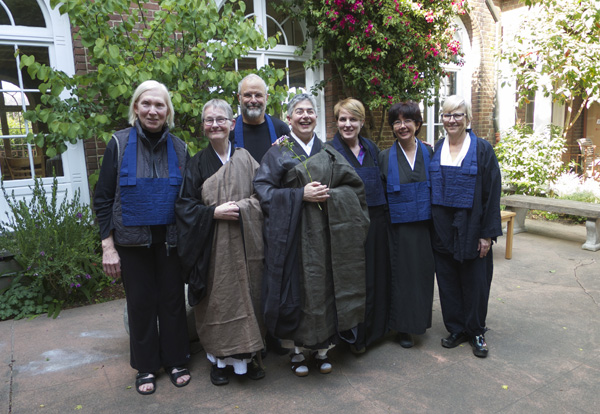 From left: Pat Hendricks, Rosalie Curtis, Steve Given, Victoria Austin, Nancy Gearty, Lisa Kee-Hamasaki and Ellen Simpson.