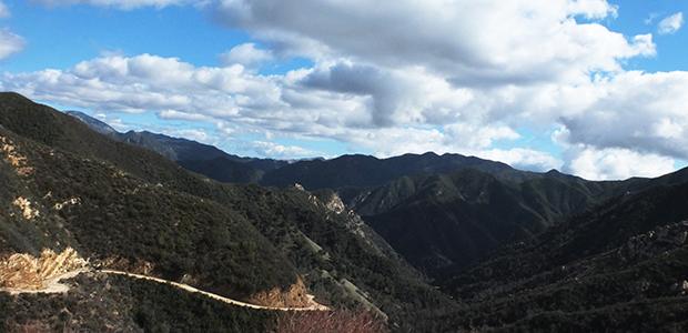 Driving Out to Tassajara Zen Mountain Center by Shundo David Haye