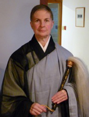 Central Abbess Eijun Linda Cutts