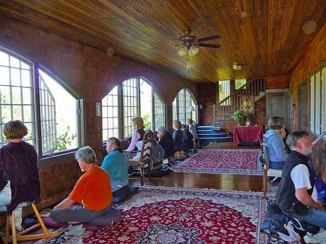 Episcopal retreat center in the redwoods