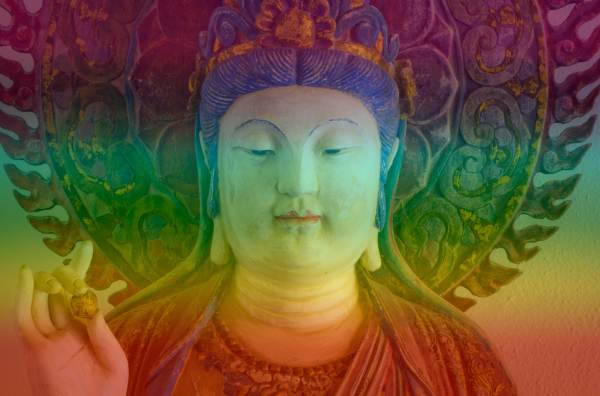 Avalokiteshvara-with-Rainbow