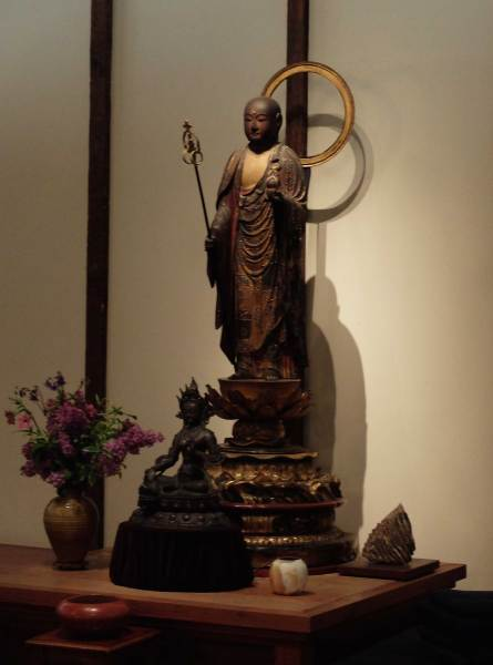 Jizo-altar2