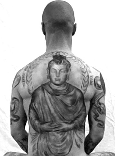 Bodhi art: reclaiming the body with Buddhist tattoos
