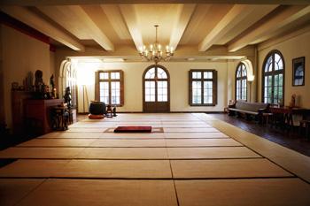 Buddha Hall by Florian Brody
