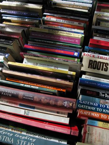 Book Sale by Shundo David Haye