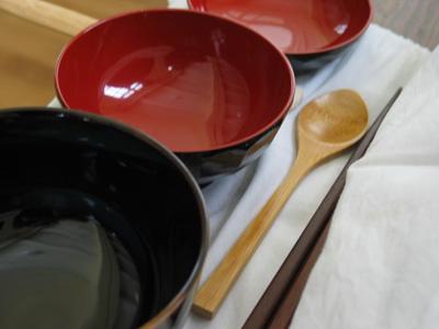 Oryoki bowls