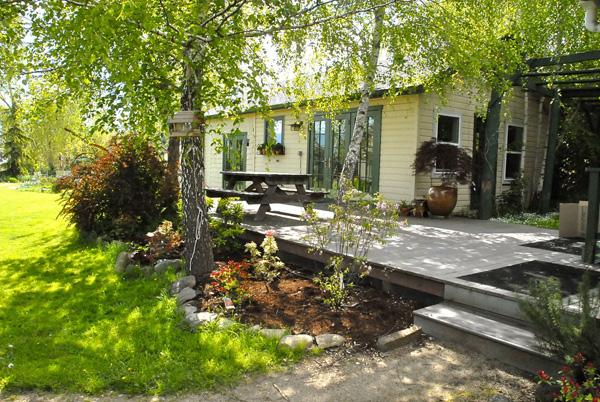 Ashland Zen Center Cottage