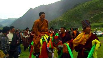 Yeshi in Tibet
