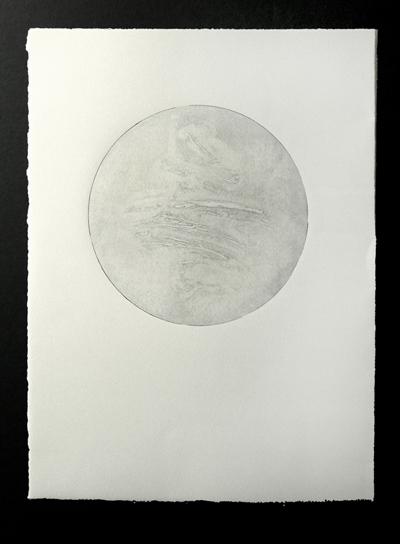 Ghost Moon print 2011