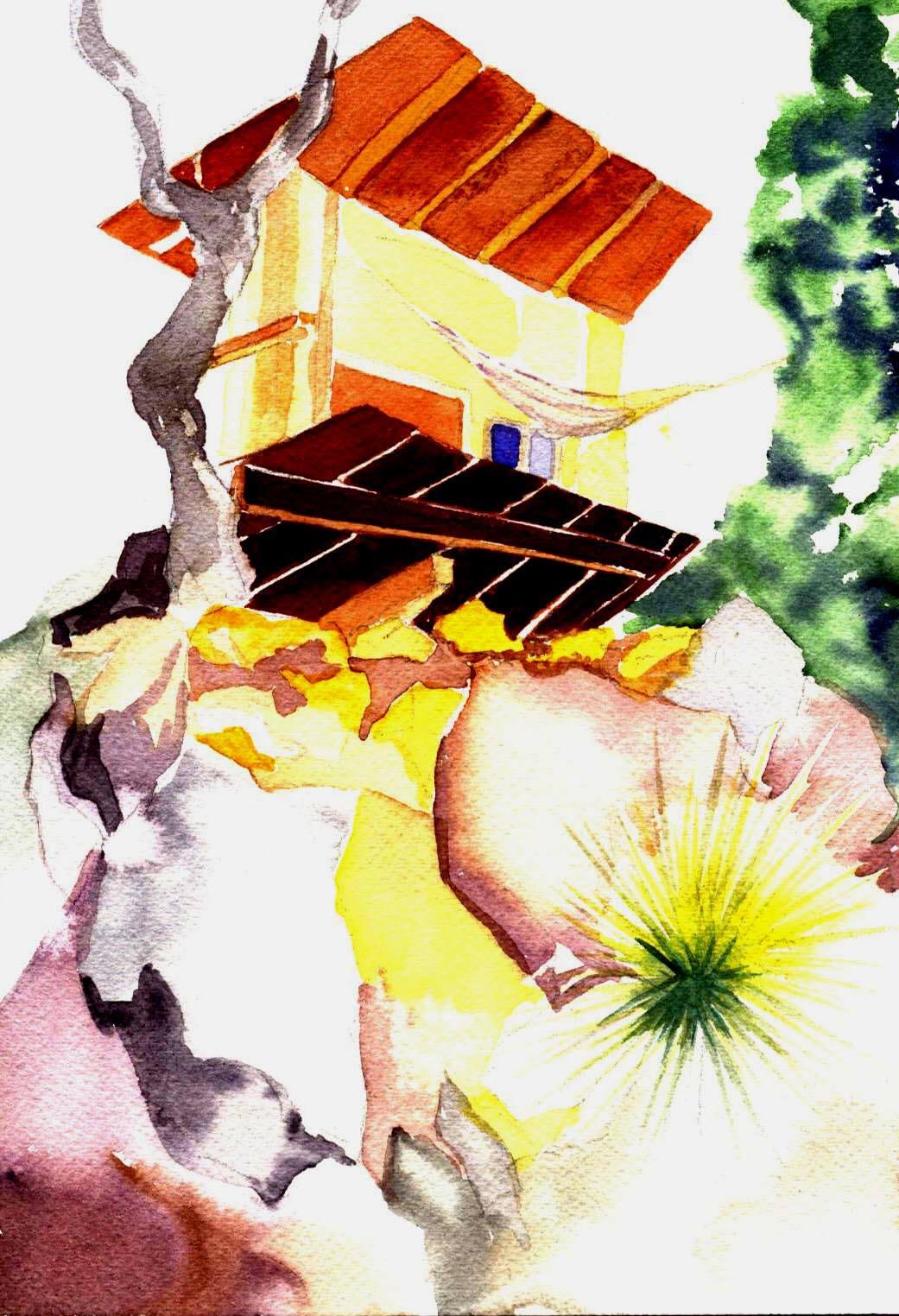 Tassajara Birdhouse