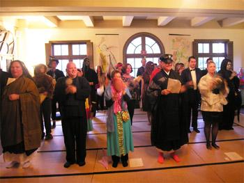 Sejiki Ceremony 2009