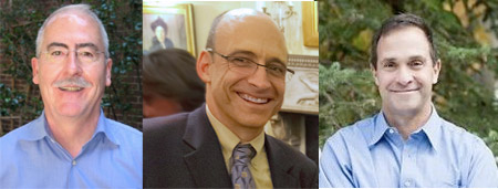 Larry Bye, Mark Lachman, Joe Rodriguez