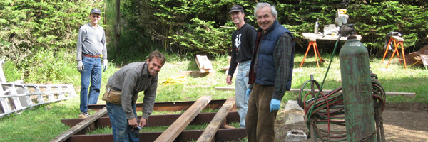Work and Stay: Volunteer for a Special Spring Work Period at Green Gulch Farm