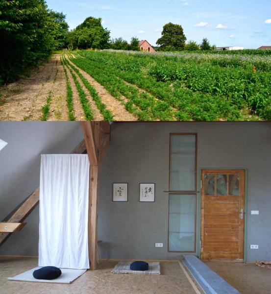 Farm at Obersdorf.