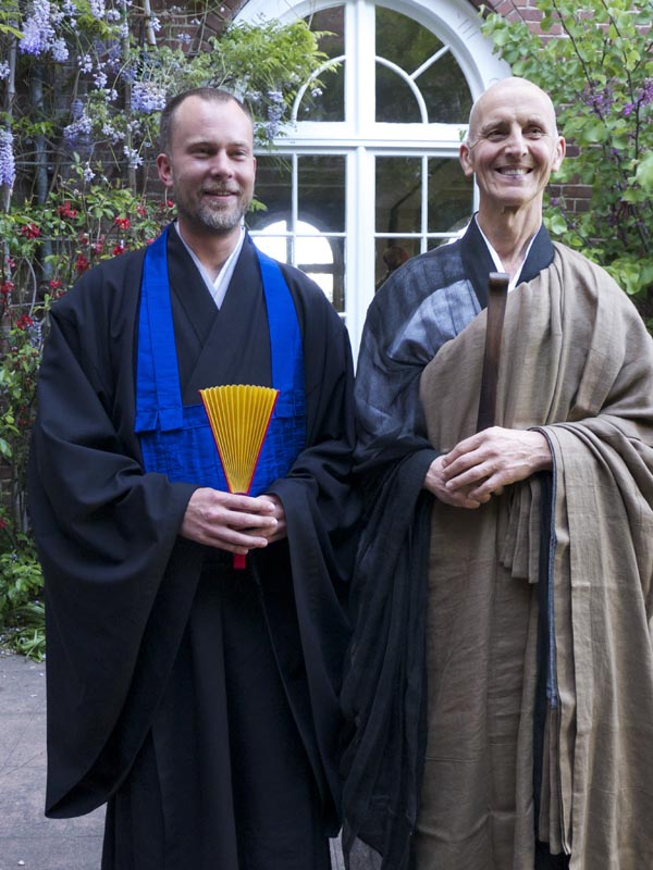 Tim Kroll and Ryushin Paul Haller.