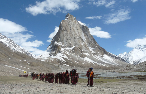 Pilgrimage in the Himalayas, from Manali to Ladakh (Photo: Drukpa Publications)