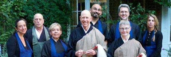 Budding Bodhisattvas from October 17 Jukai