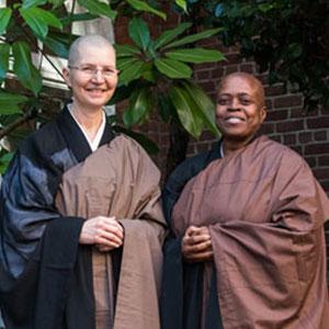 Two New Teachers Receive Dharma Transmission