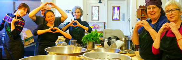 Giver, Receiver and Gift: Cooking Great Food for the Winter Shelter Program