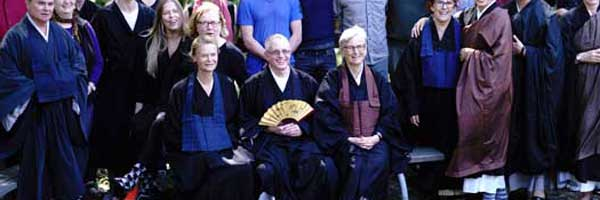 Great Spirit Sangha Confirms its First Shuso