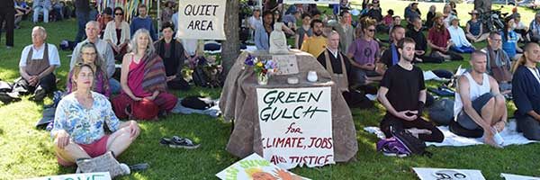 Reflections on the March—Practice for Climate April 29