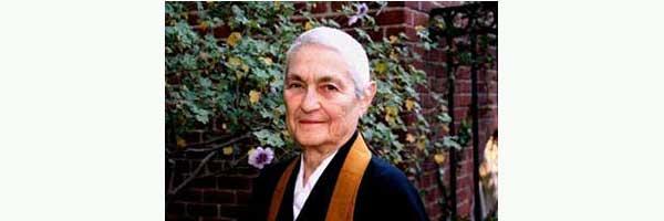 Ashes Ceremony for Zenkei Blanche Hartman