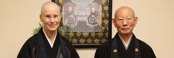 Konjin Gaelyn Godwin New Director of Soto Zen Buddhism International Center