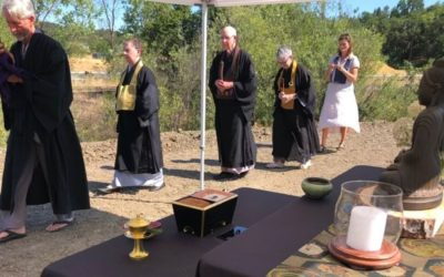 Enso Village Ground Blessing and Financing