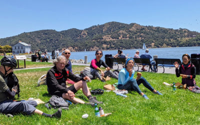 Zen-a-thon Bike & Hike