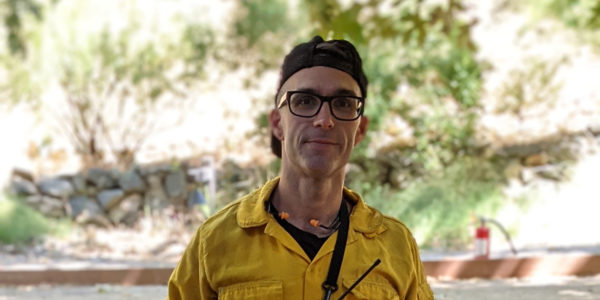Kogen Keith at Tassajara