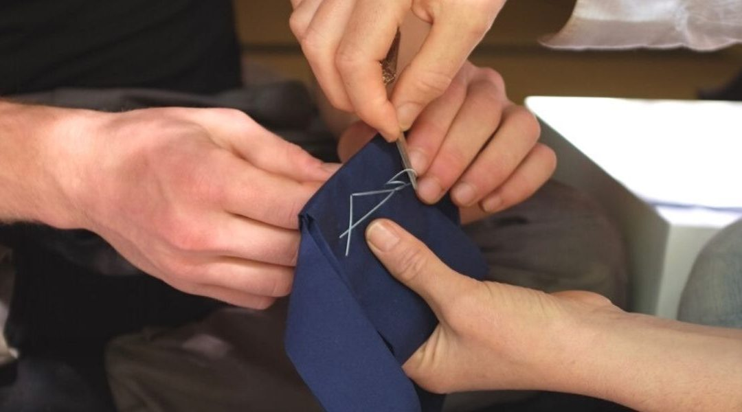 Sew with Heart: An International Zen Sewing Practice Period