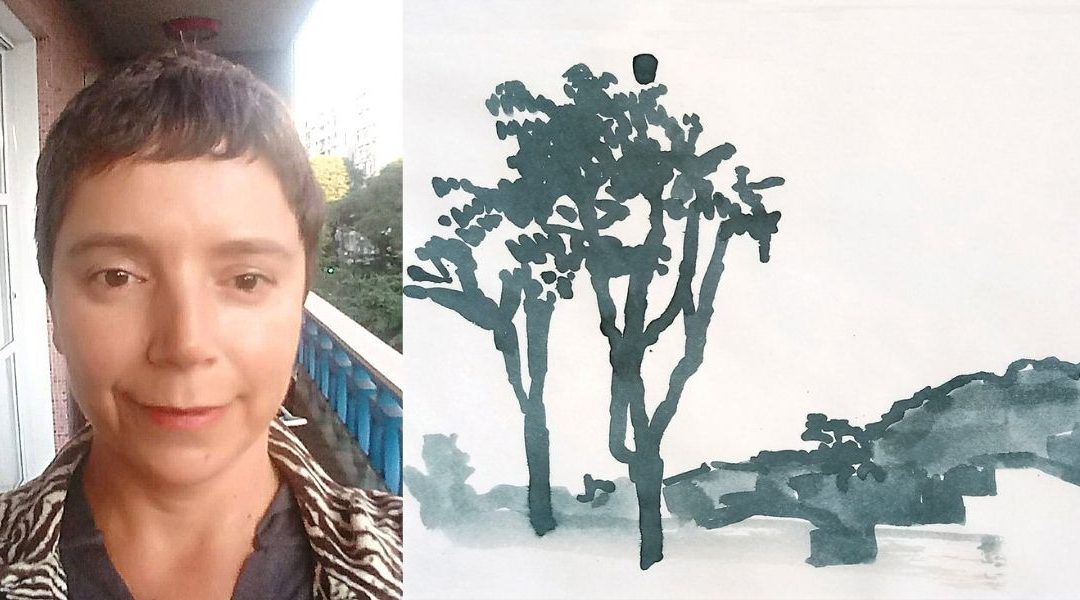 An Artist Between Two Countries: An Interview with Engetsu Genki Lefevre