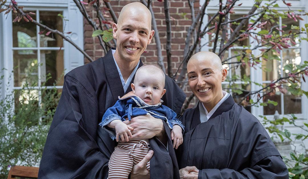 Tassajara Families, Part Two: Krista, Robyn, and Milo